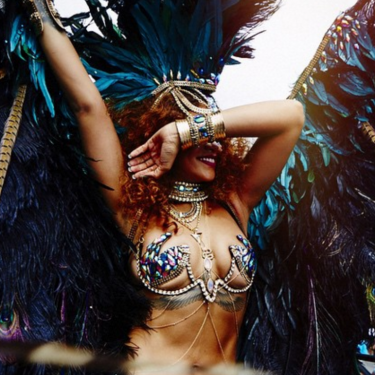 Resmi Rihanna Tatili