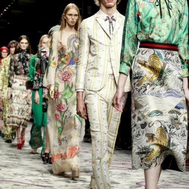 Dört Gözle Beklenen Koleksiyon: Gucci İlkbahar/Yaz 2017