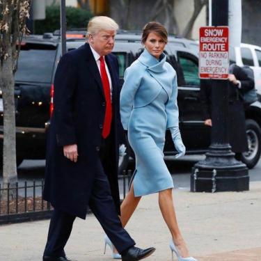 Donald Trump'ın Üçüncü Eşi