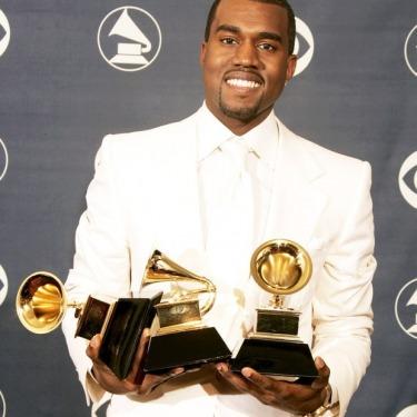 Grammy Kralı: Kanye
