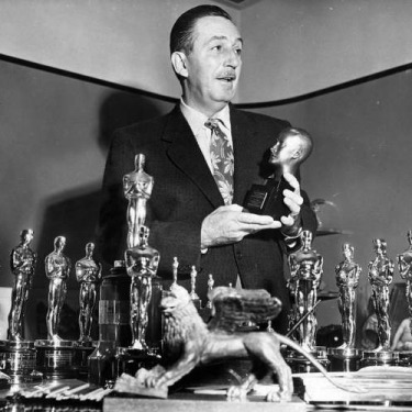 Rekor Walt Disney'in