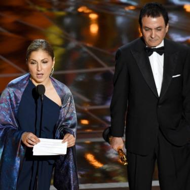 Ödülünü Almaya Gelmeyen Yönetmen
