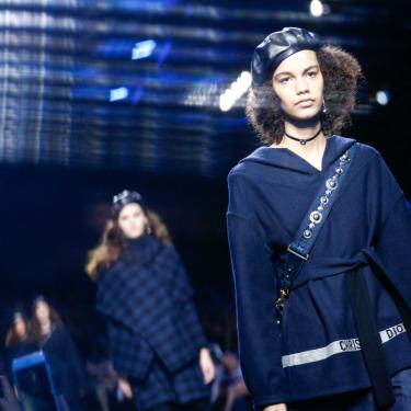 Dior'un Yeni Rengi: Lacivert
