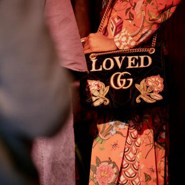 Gucci Garden'ın en sevdiğin sakini?