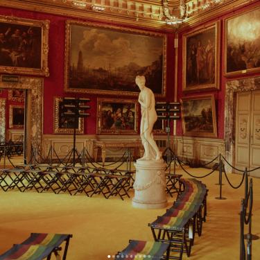 Rönesans Kalesi: Palazzo Pitti