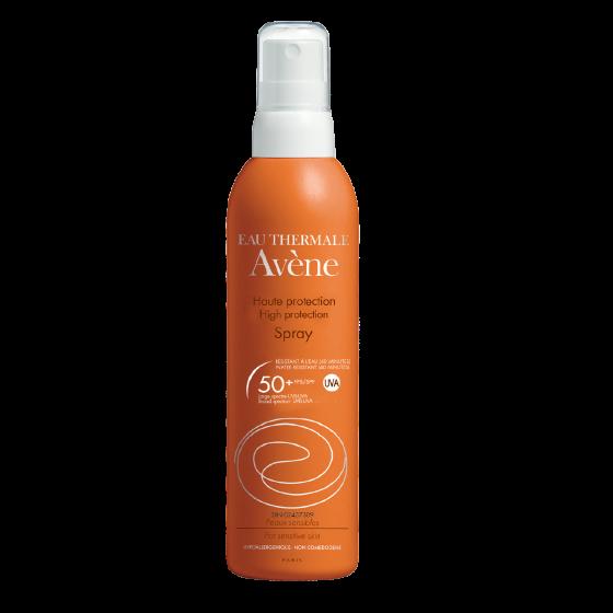 Avéne Eau Thermale High Protection Spray