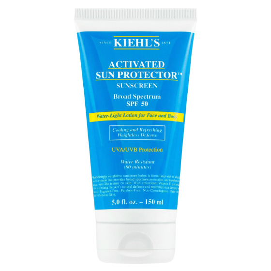 Kiehl's Activated Sun Protector Water-Light Lotion
