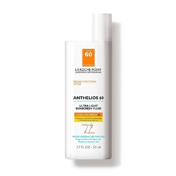 La Roche-Posay Anthelios 60 Ultra Light Sunscreen Fluid 1
