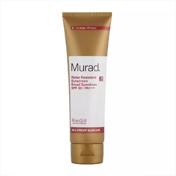 Murad Water Resistant Sunscreen SPF 30 For Face And Body