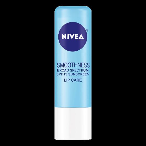 Nivea Smoothness Lip Care SPF15