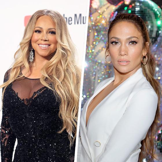 Mariah Carey & Jennifer Lopez