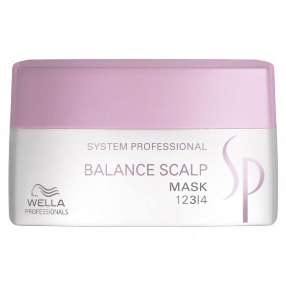 Dökülen Saçlar: System Professionel Balance Scalp Mask