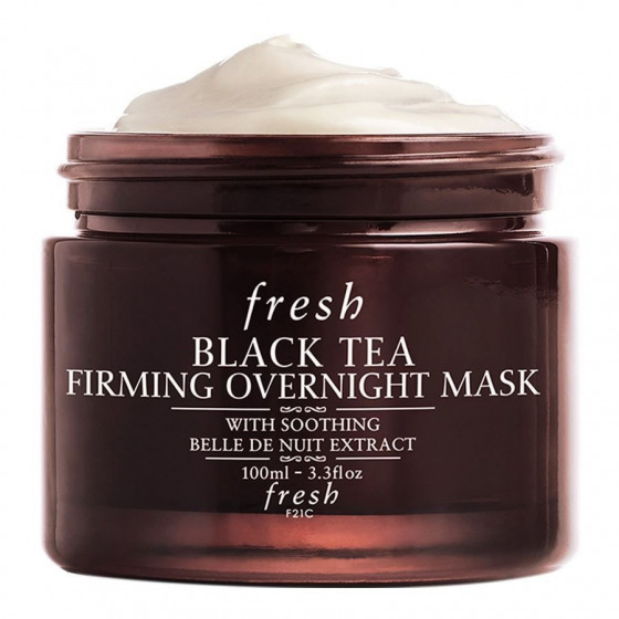 Fresh Blactea Firming Overnight Mask