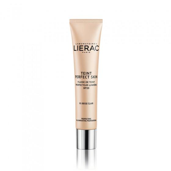 Lierac - Teint Perfect Skin Fluid Fondöten