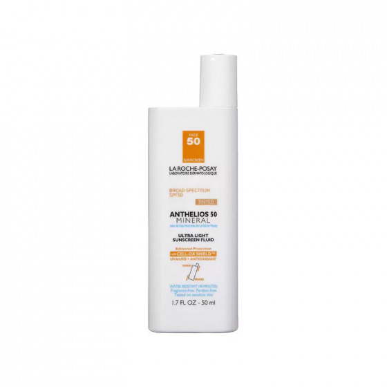 La Roche-Posay Anthelios Mineral SPF 50 Sunscreen Tinted