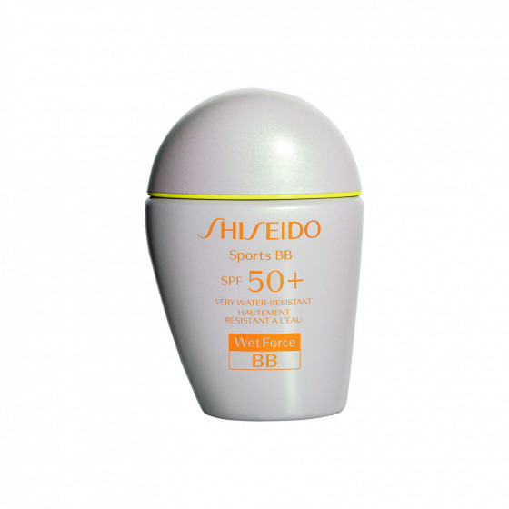 Shiseido Sports BB WetForce SPF 50