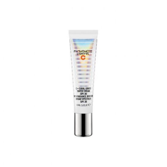 MAC Lightful C+ Coral Grass Tinted Cream SPF 30