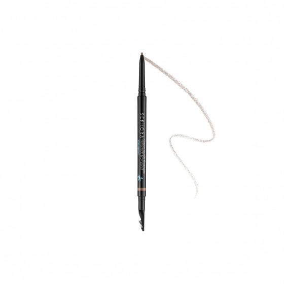 Sephora Retractable Brow Pencil - Waterproof