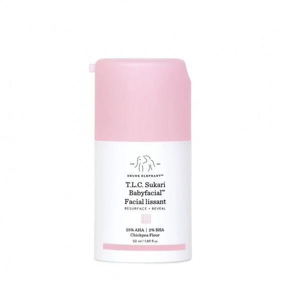The Drunk Elephant T.L.C. Sukari Babyfacial