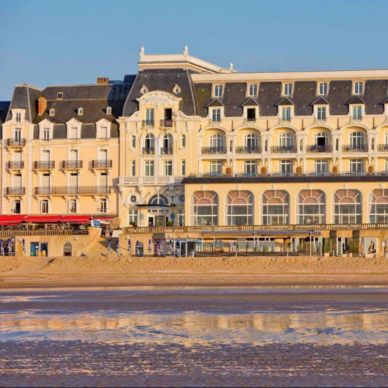 Le Grand Hotel Cabourg - Coco before Chanel