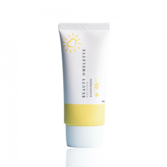 Beauty Omelette Recover Sunscreen