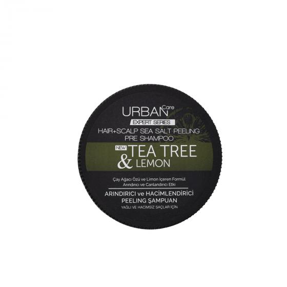 Urban Care Tea Tree & Lemon Arındırıcı ve Hacimlendirici Peeling Şampuan