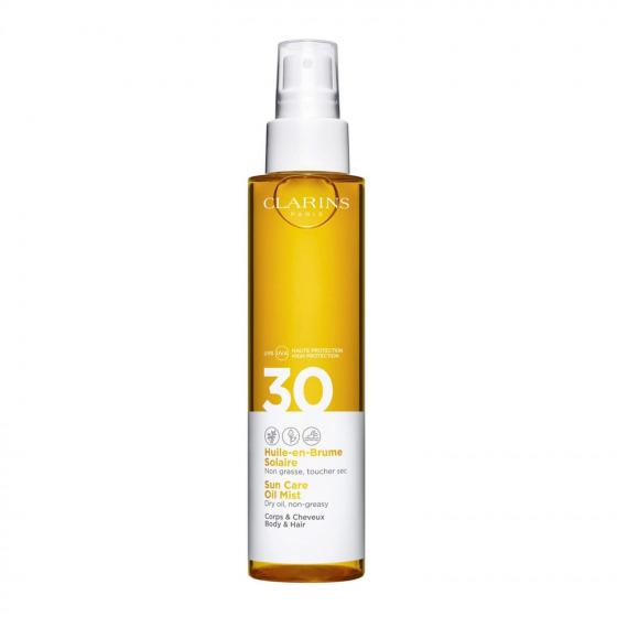Clarins Sun Care Oil Mist SPF30