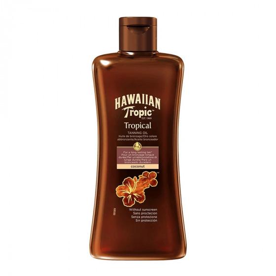 Hawaiian Tropic Tanning Oil
