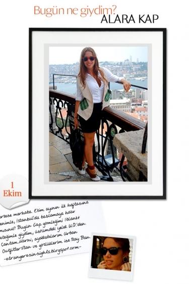 4 Hafta 4 Blogger - Ekim 2010