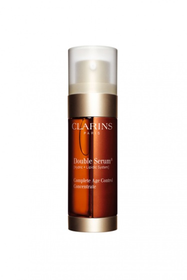Clarins  - Double Serum Complete Age Control Oil Serum
