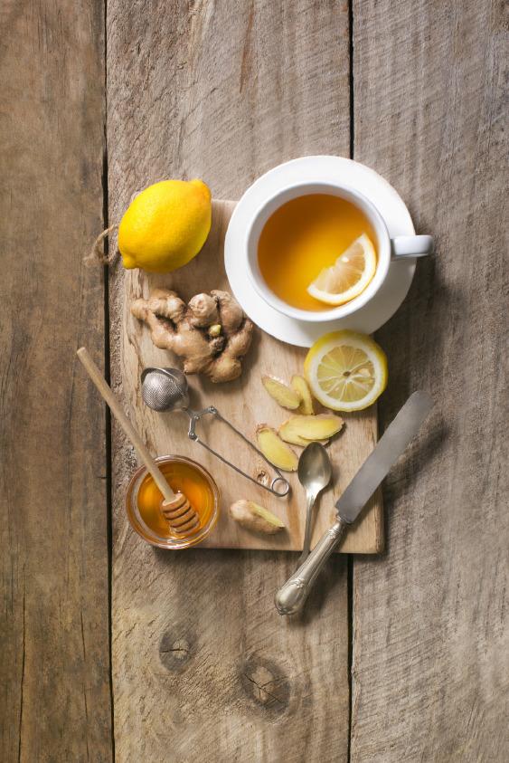 Daha Güçlü Bağışıklık Sistemi İsteyenlere; Zencefil Çayı