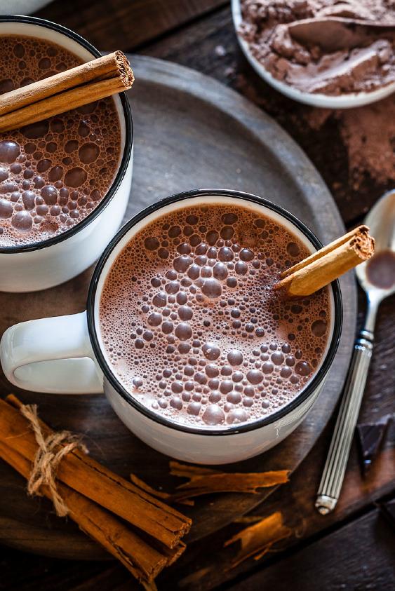 Tatlı İsteğine Yanıt; Diyet Sıcak Çikolata