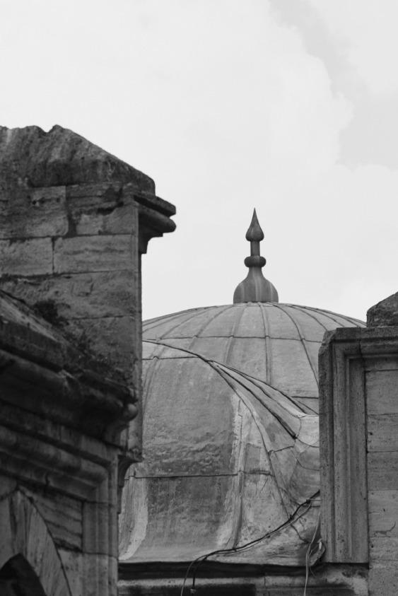 İstanbul'da turist olun.