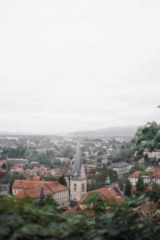 Ljubljana, Slovenya