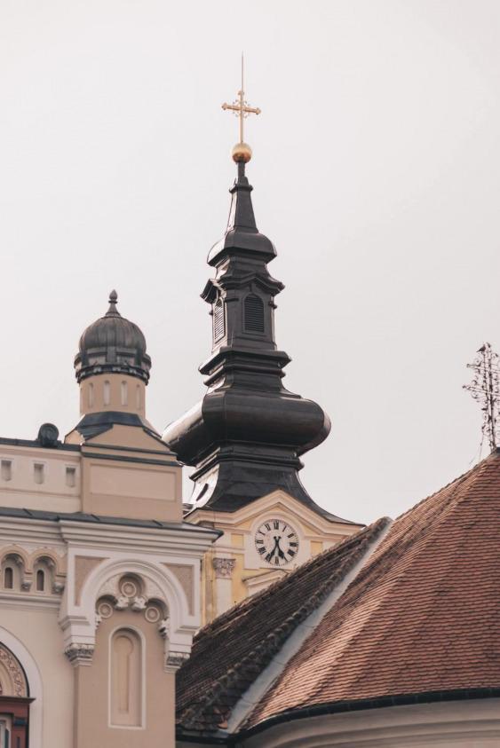 Timișoara, Romanya