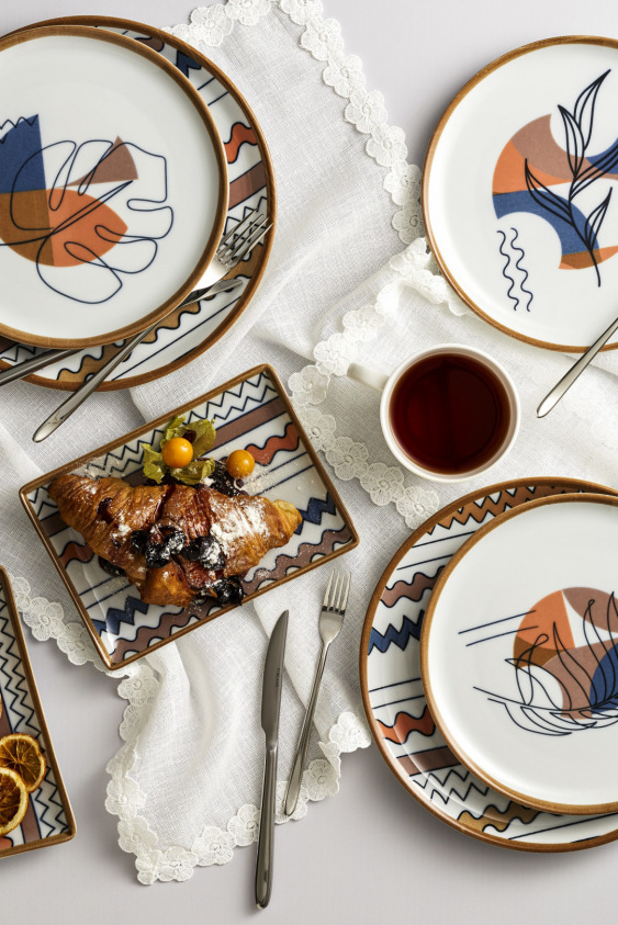 Kahvaltı sofralarında modern zaman yolculuğu