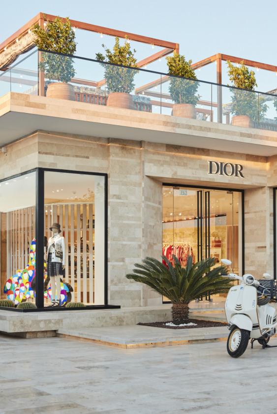 Dior Pop-Up