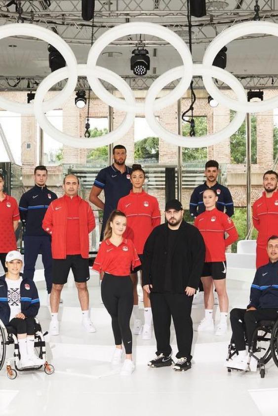 Tokyo 2020 Olimpiyat ve Paralimpik Oyunları'na Les Benjamins İmzası