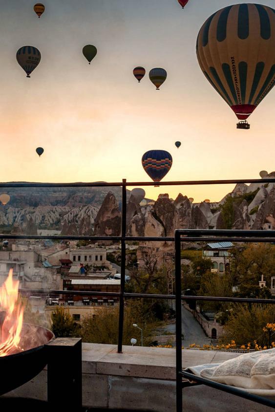 Carus Cappadocia Hotel, Göreme