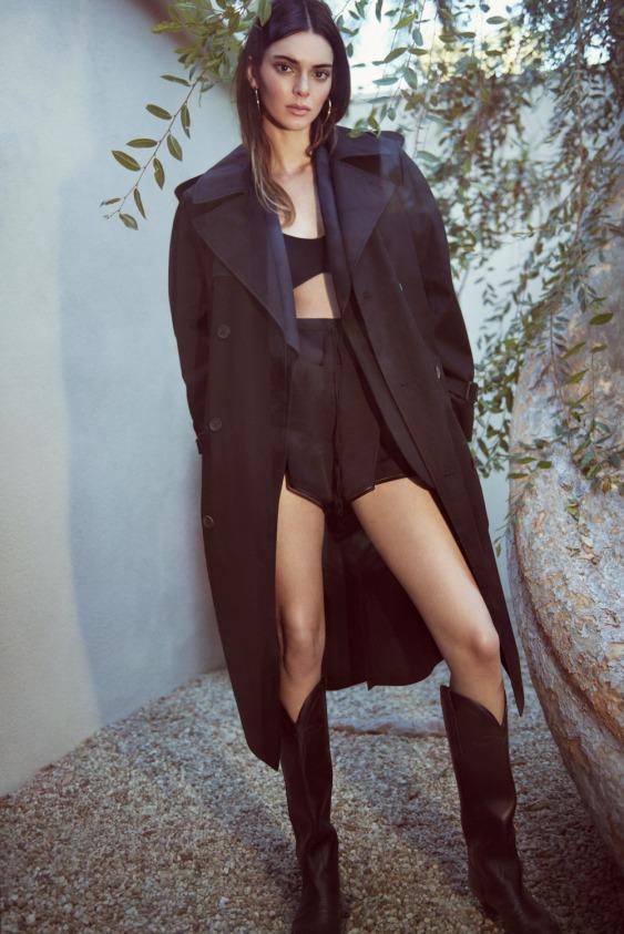Kendall Jenner'ın Kreatif Direktörlük Atılımı