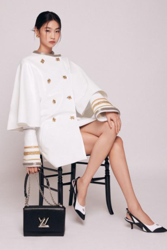 Louis Vuitton'un Yeni Yüzü: HoYeon Jung