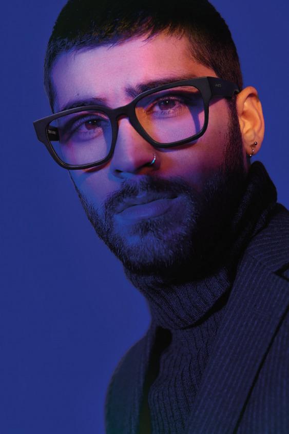 Zayn Malik'in Tasarımcı Yönü Öne Çıkıyor