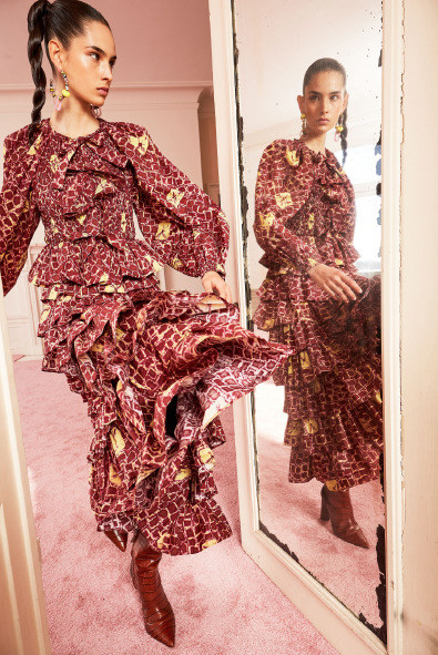 2020 Pre-Fall Ulla Johnson