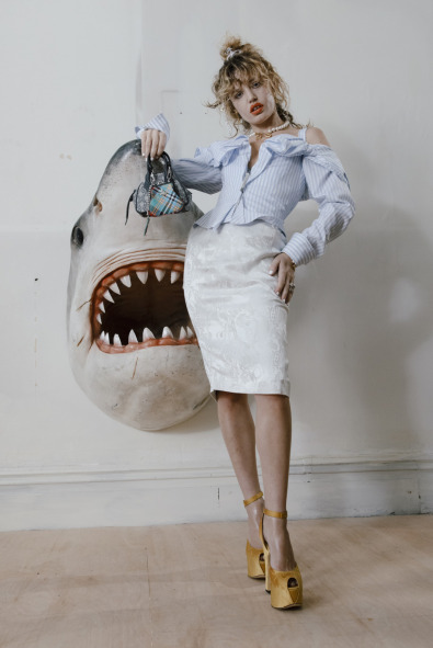 2022 İlkbahar/Yaz Vivienne Westwood