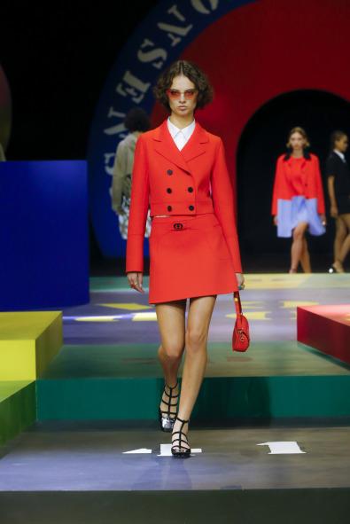 2022 İlkbahar/Yaz Christian Dior