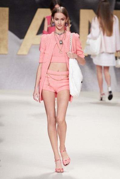 2022 İlkbahar/Yaz Chanel
