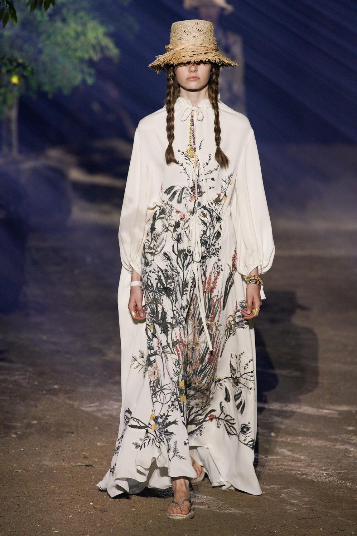 Christian Dior 2020 İlkbahar/Yaz