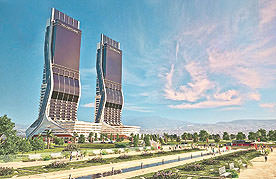 Izmir'in en büyük avm'sini kuracak