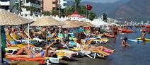 Marmarisli turizmci düşük rezervasyondan endişesi
