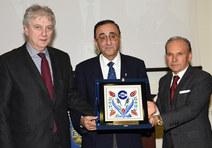 EBSOda Ermeni meselesi ve ekonomi konuşuldu